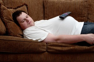 Couch Potato - Unhealthy!