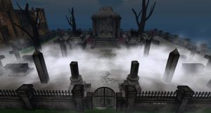 Graveyard - where we're headed if we don't MOVE IT